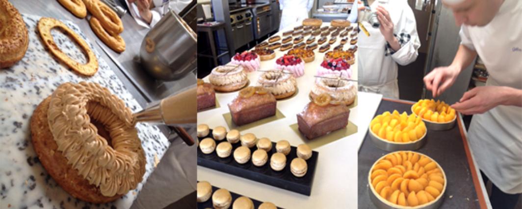 エコール・リッツ・エスコフィエにて学ぶ「第69回パリ・お菓子研修旅行」