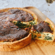 フランス地方菓子と料理コース